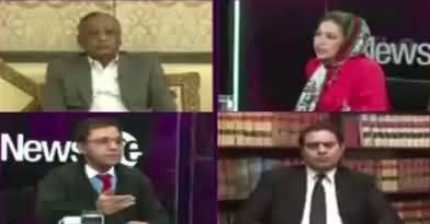 News Eye (Nawaz Sharif Ke Paas Kia Options Hain?) – 2nd October 2017