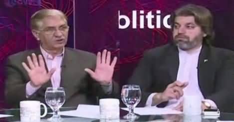News Eye (Nawaz Sharif Statement & Imran Khan Demands) – 14th May 2018