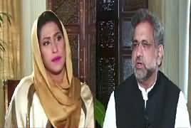 News Eye (PM Shahid Khaqan Abbasi Exclusive) – 12th October 2017