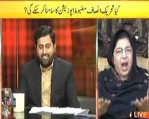 News Eye (PTI Ka Apnay Hi Pao Par Khulhara) - 20th November 2013