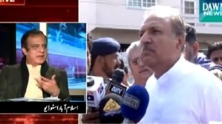 News Eye (PTI Ke Estife Sindh Assembly Mein Maznoor) - 21st January 2015