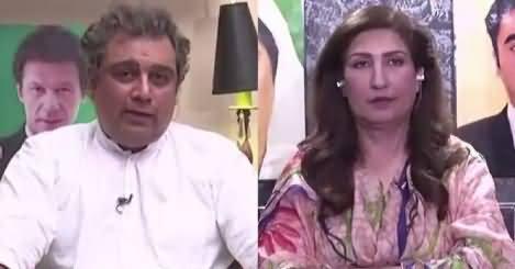 News Eye (PTI Vs PPP in Karachi) – 8th May 2018