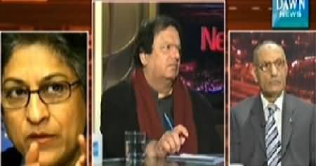 News Eye REPEAT (Military Courts Are To Save Democracy) - 1st January 2015