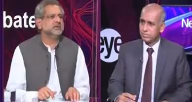 News Eye (Shahid Khaqan Abbasi Exclusive Interview) - 3rd November 2020