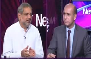 News Eye (Shahid Khaqan Abbasi Exclusive Interview) - 5th October 2020