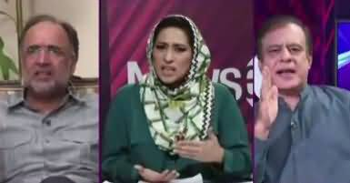 News Eye (Shahid Khaqan Abbasi Naye Wazir e Azam) – 1st August 2017