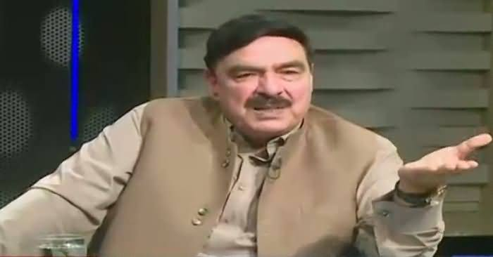 News Eye (Sheikh Rasheed Exclusive Interview) – 1st December 2016