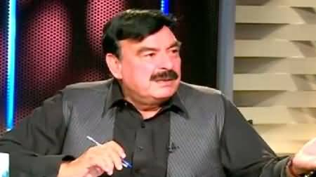 News Eye (Sheikh Rasheed Exclusive Interview) – 27th August 2015