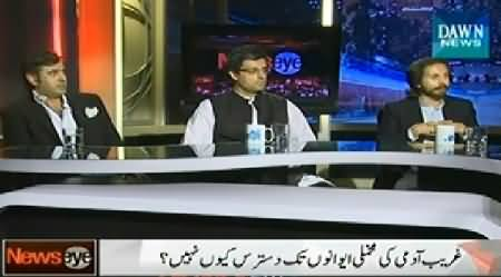 News Eye (Special Talk with Young Politician About Pakistan) – 8th October 2014