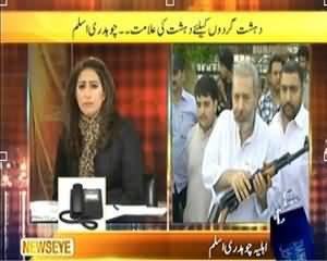 News Eye (SSP Ch. Aslam Shaheed Taliban Ne Zimedari Qabool Karli) - 9th January 2014