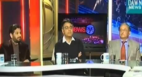 News Eye (This Time Karachi Will Be Shut Down By PTI) - 11th December 2014