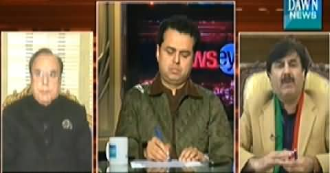News Eye (Was PTI's Protest Successful in Lahore?) - 15th December 2014