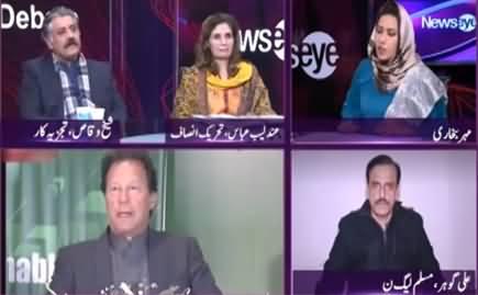News Eye (Wazir e Azam Ka Aitraf) - 23rd December 2020