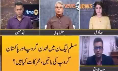 News Eye (What Is The Objective of New Group in PTI Punjab?) - 26th May 2021