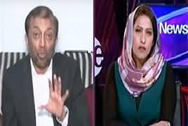 News Eye with Meher Abbasi (Clean Karachi Campaign) – 27th August 2019