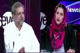 News Eye with Meher Abbasi (Imran Khan's Clear Message) – 2nd July 2019