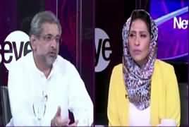 News Eye with Meher Abbasi (Shahid Khaqan Abbasi Exclusive) – 30th May 2019