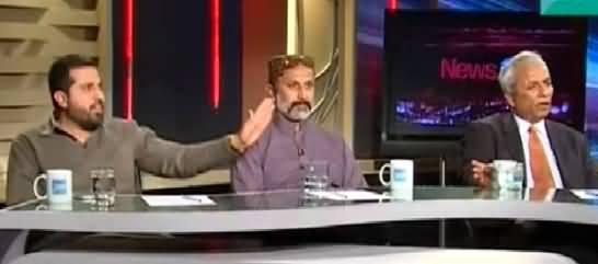 News Eye (Zardari Phir Baazi Le Gaya) – 10th March 2015