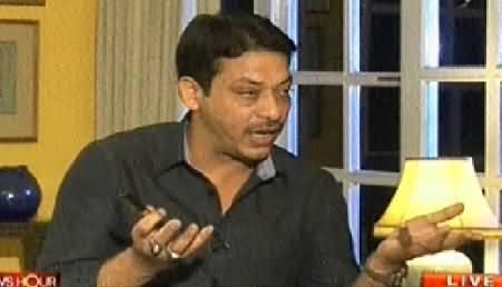 News Hour (Faisal Raza Abidi Special Interview) - 4th March 2014