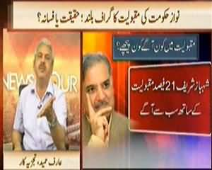 News Hour (Is Nawaz Govt Really Going Well) - 15th April 2014