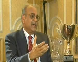 News Hour (Special Interview of Najam Sethi) - 13th February 2014