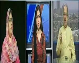 News Line - 12th July 2013 (Karachi Ki Siasat...Kis Ruk Par !!)