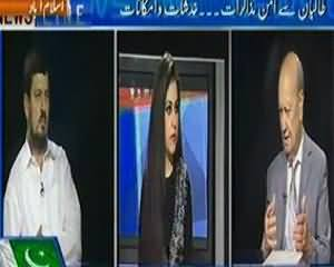 News Line (Taliban Se Aman Muzakarat, Kadshat-o-Imkanaat) - 26th September 2013