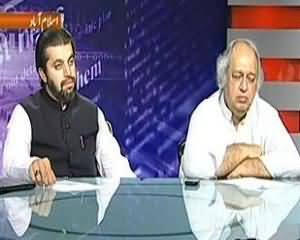 News Night - 1st August 2013 (Chief Election Commissioner Ka Istefa Aur Imran Khan Ki Talbi)