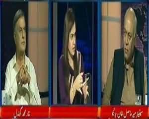 News Night - 20th June 2013 (Deshat Gardi...Akhir Nijaat Kab Mile Gi???)