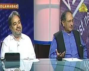 News Night - 25th July 2013 (Saddarti Intekhabat 2013)