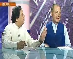 News Night - 27th July 2013 (Saddarti Intekhabat..Siasi Rawaiye Aur Awami Masail Bhi)