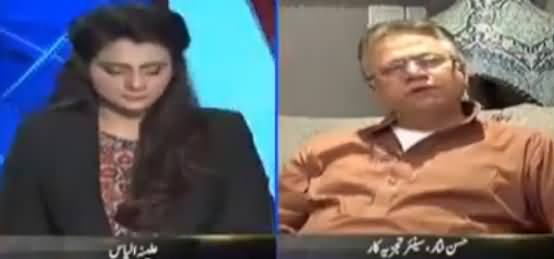 News Night (Hassan Nisar Exclusive Interview) - 20th July 2017
