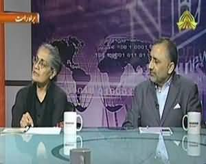 News Night (Hum Musalman Jinhe Dekh k Sharmayi Yahod..) - 14th September 2013