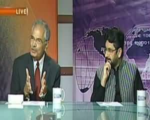 News Night (National Security Council Ki Tashkil-e-Nau..!) - 24th August 2013