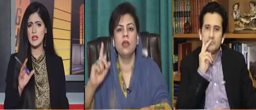 News Night With Aniqa Nisar (Azad Kashmir Election Results) - 27th July 2021