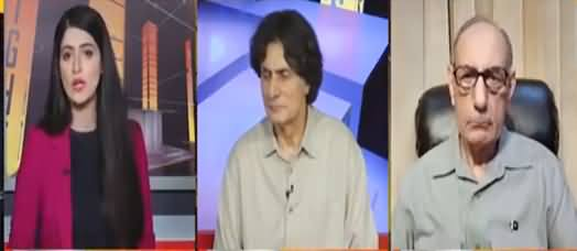 News Night With Aniqa Nisar (Celebration in Kabul After US Departure) - 31st August 2021