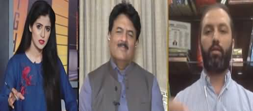 News Night With Aniqa Nisar (Cloudburst in Islamabad) - 28th July 2021