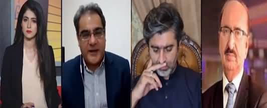 News Night With Aniqa Nisar (Division Of Narrative In PMLN) - 30th September 2021