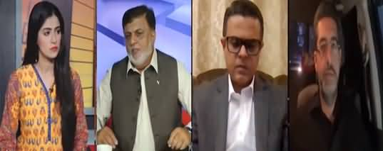 News Night With Aniqa Nisar (Dr. Abdul Qadeer Khan) - 11th October 2021