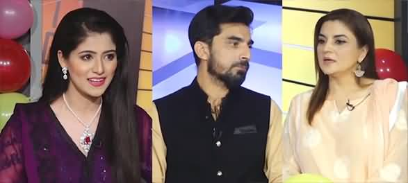 News Night With Aniqa Nisar (Eid Special Show) - 21st July 2021