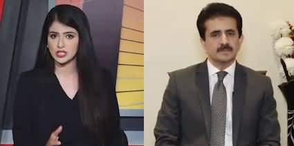 News Night With Aniqa Nisar (Exclusive Talk With Foreign Spokesperson Zahid Hafeez) - 7th July 2021