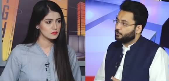 News Night With Aniqa Nisar (Farrukh Habib Exclusive Interview) - 6th July 2021