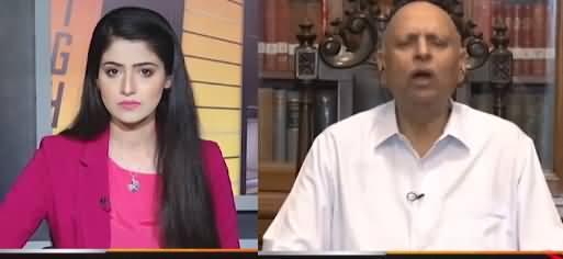 News Night With Aniqa Nisar (Governor Punjab Chaudhary Sarwar Interview) - 15th July 2021