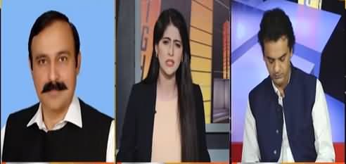 News Night With Aniqa Nisar (Politics of PMLN) - 3rd August 2021