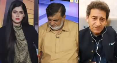News Night With Aniqa Nisar (Three Years of PTI Govt) - 25th August 2021
