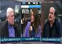 News Night With Neelum Nawab (Civil Military Relations) – 13th November 2015