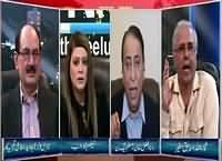 News Night With Neelum Nawab (Civil Military Relations) – 21st November 2015