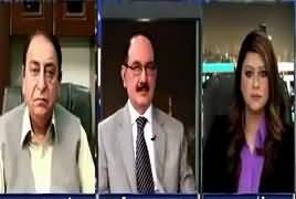 News Night with Neelum Nawab (Criticism on Raheel Sharif) – 7th April 2017