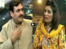 News Night With Neelum Nawab (Govt Vs Opposition) - 10th July 2016