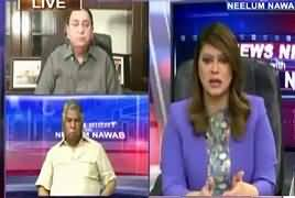 News Night with Neelum Nawab (Hakumat Aur Fauj Mein Mufahimat) – 10th May 2017
